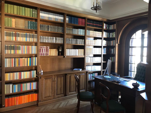 librerie per studio roma