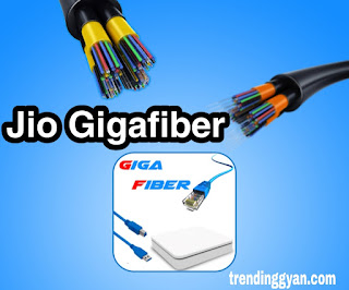 Jio gigafiber brodband plans services customer care helpline