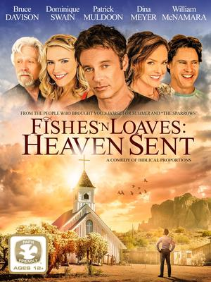Poster Fishes 'n Loaves: Heaven Sent 2016