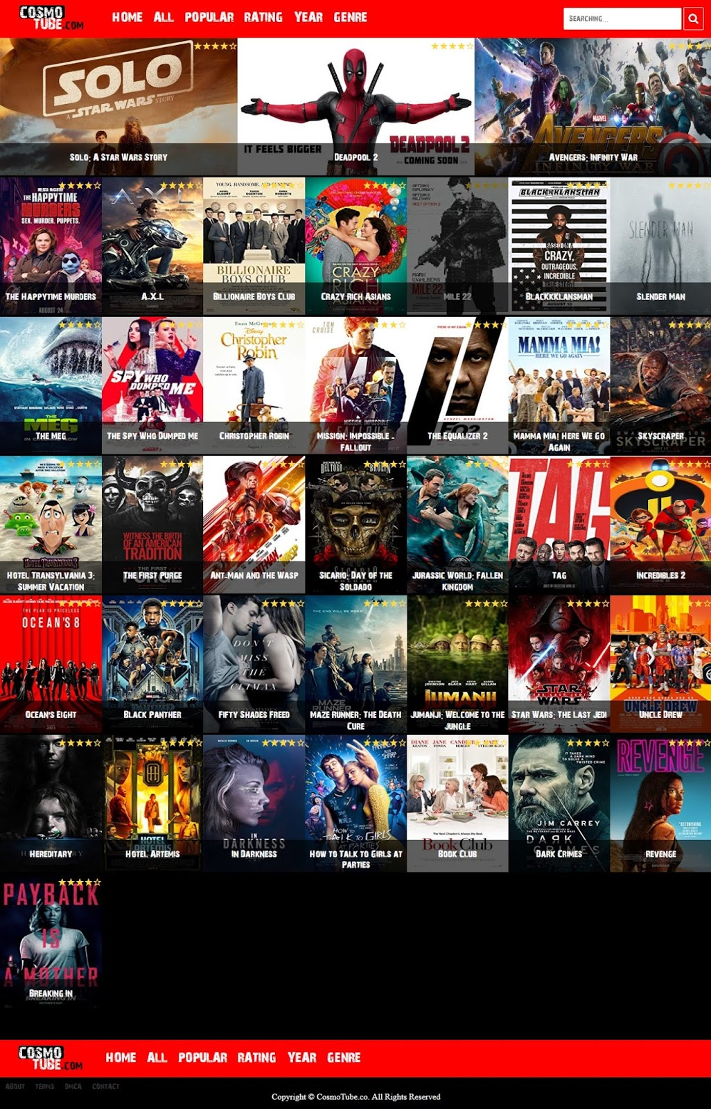 6353be384 Best website to watch free films online for free. They also offer Movies in  FHD too.