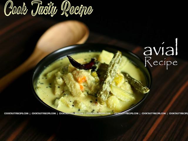 How to prepare Aviyal in Kerala Style | Aviyal Kerala Style Recipe