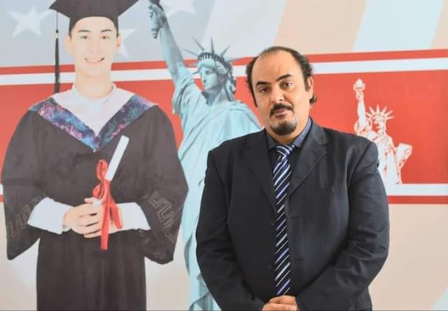 المتحدث الرسمي باسم اللجنة البارالمبية محمد السليني الفيتوري