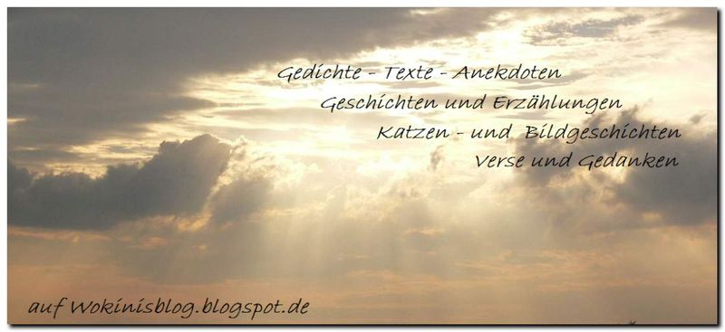 Wokinisblog Von Angelface Gedanken Gedichte Am Frühen
