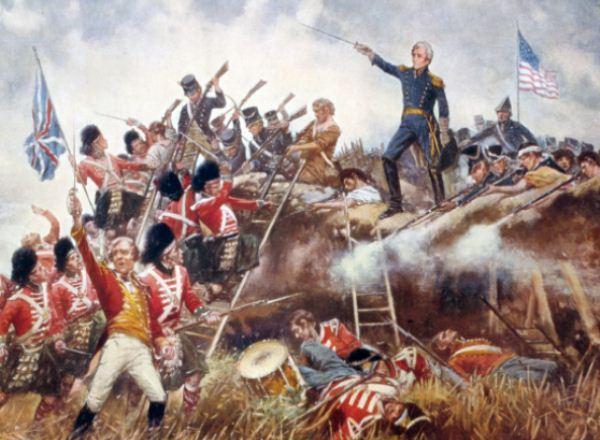 Ilustrasi Perang Tahun 1812