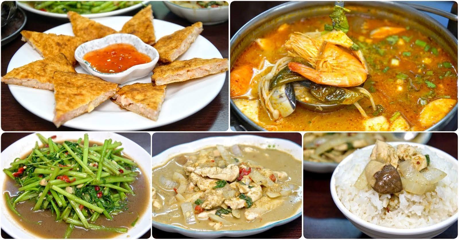 [台南][中西區] 儂may泰國料理 平價泰式套餐、小簡餐 食記