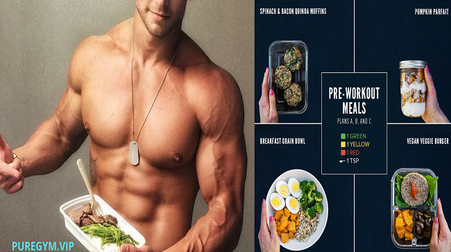 Best Post Workout Meals Can Boost Muscle Growth