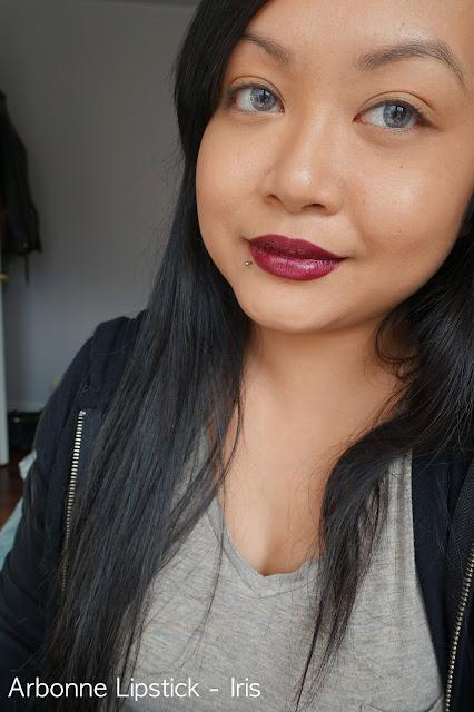 arbonne, arbonne intelligence, arbonne lipsticks, arbonne smoothed over lipsticks, arbonne smoothed over lipsticks review
