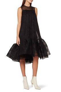 فستان جودي دانتيل أسود من موقع اناس للتسوق