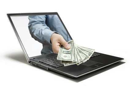 βγάλε λεφτά από το ίντερνετ