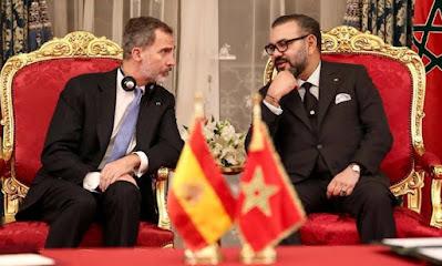 """صحيفة تفجر: """"المغرب يشن حربا أخرى على إسبانيا"""""""