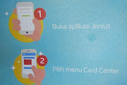 Buat Jenius x-Card Baru di Aplikasi Jenius
