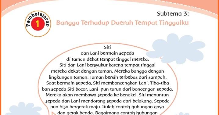 Kunci Jawaban Buku Paket Bahasa Indonesia Kelas 9 Halaman 130 Guru Galeri