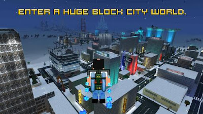 Block City Wars 4.2.2 Game For Android Tebaru