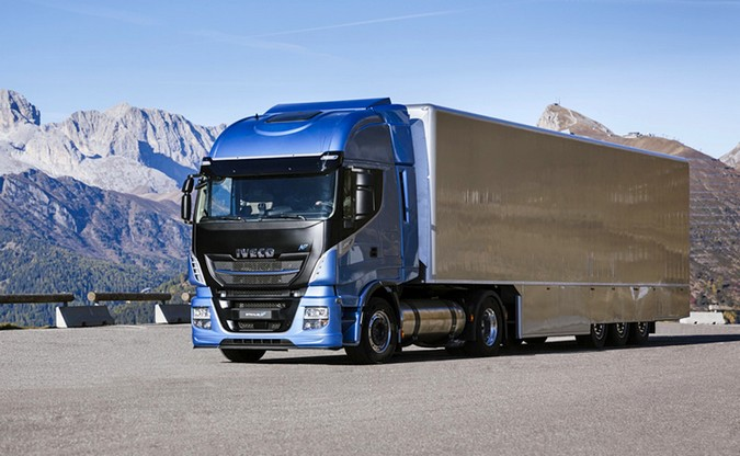 iveco vende 250 stralis np movidos a g u00e1s natural