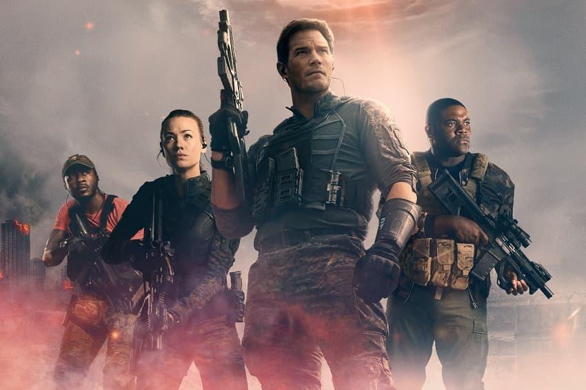 Amazon показал полный трейлер  фантастического боевика «Война будущего»