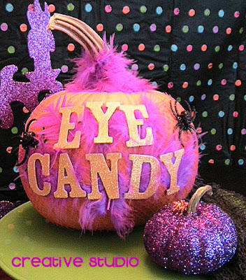 eye candy creative studio pumpkin