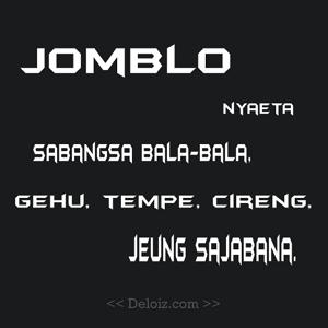 DP BBM Bahasa Sunda Terbaru