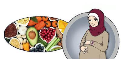 النظام الغذائي للمرأة الحامل، عناصر التغذية للحامل، الاطعمة الضرورية للحامل، حربوشة نيوز