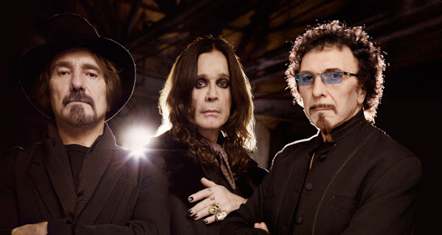 Black Sabbath anunciam digressão de despedida