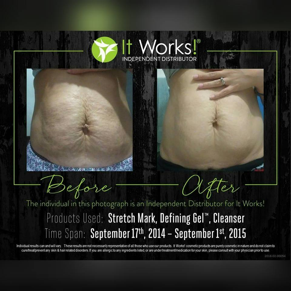 Fabulous Body Wraps Ind It Works Distributor It Works Stretch