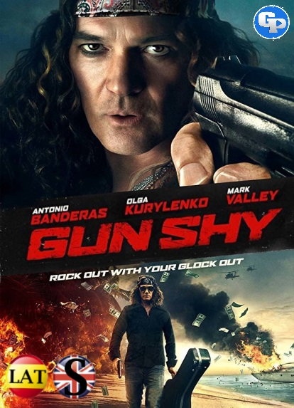 Gun Shy (2017) HD 720P LATINO/INGLES