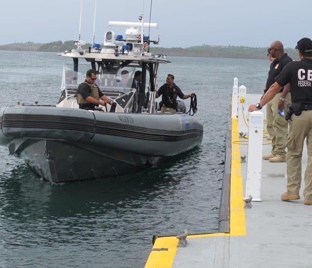 Apresa a dos dominicanos a los que incautaron 250 kilos de cocaína en Puerto Rico