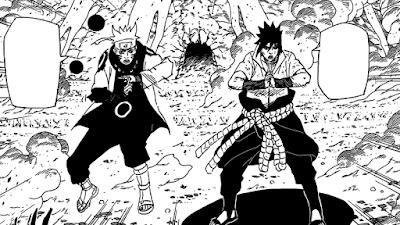 Naruto Manga 682