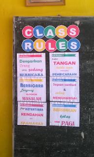 contoh aturan kelas