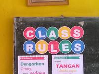 Bagaimana membuat aturan kelas yang keren dan menarik ?