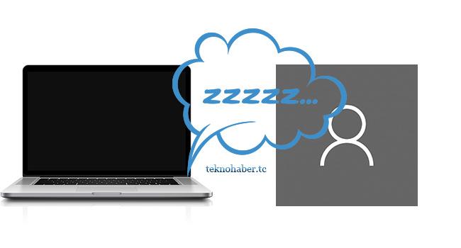 Bilgisayar Uyanırken Parola İstemesin