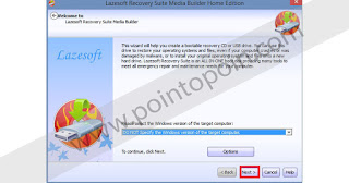 Instalasi Lazesoft Recovery Password 1