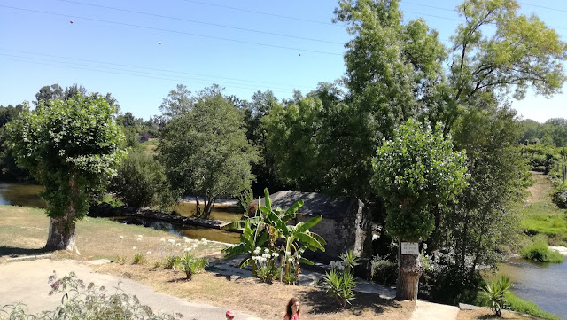 Zona de recreio e lazer de Porto Carrero