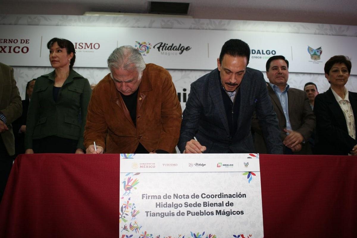 PACHUCA DESIGNADA SEDE BIENAL TIANGUIS PUEBLOS MÁGICOS 02