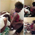 WTF is wrong with people? Lady shares photo of herself with her friend taking a sh*t together