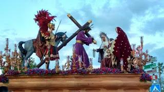 La hermandad de la Entrega de Guadalcacin solicita ir al centro el Sábado de Pasión de 2021