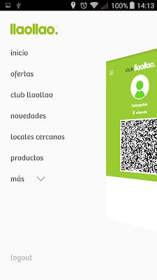 Llaollao-app
