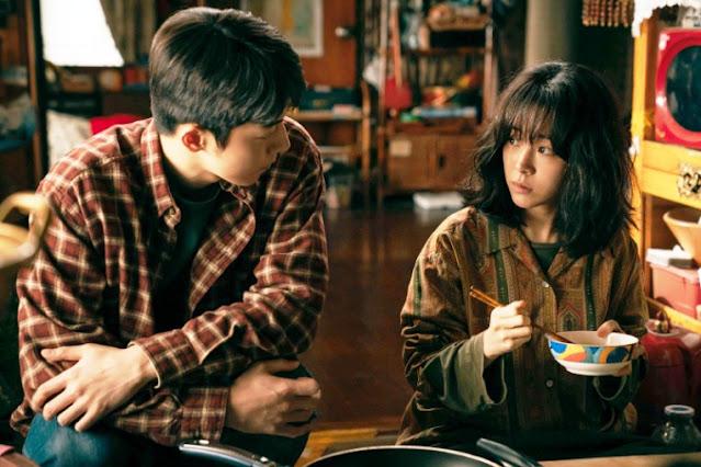 Han Jimin sebagai Josée di Film Korea yang berjudul Josée