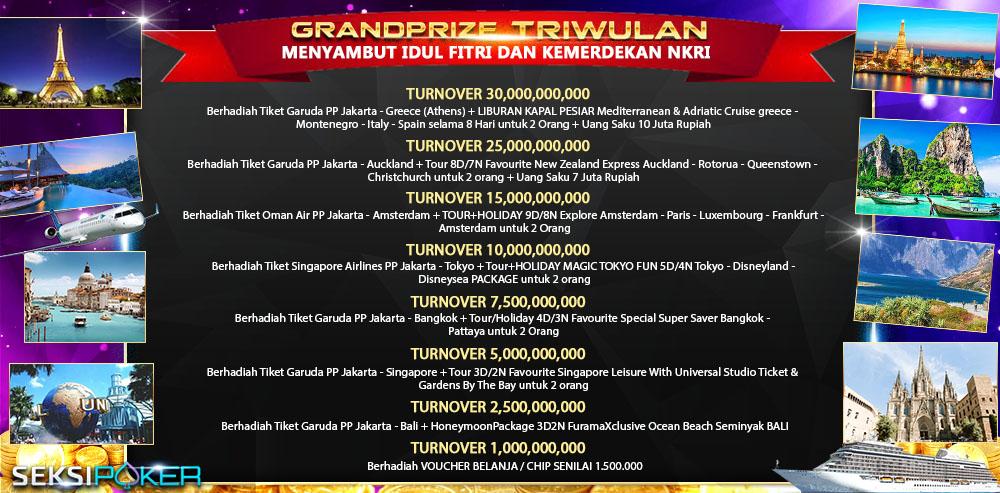 EVENT TRIWULAN GRANDPRIZE