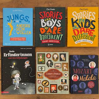 Biografien und Vorbilder für Kinder