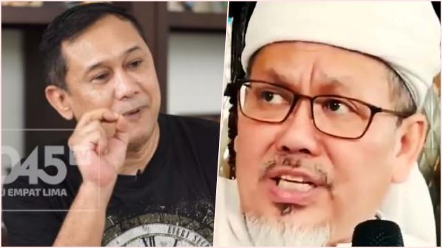DS Sebut Ada Orang Haji ke Monas & Sembah Baliho, Tengku: Hanya Orang Gila yang Anggap Ada