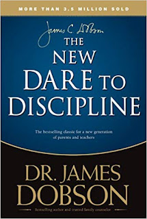Parenting Book Review - James Dobson Only Child - New Dare to Disciplin