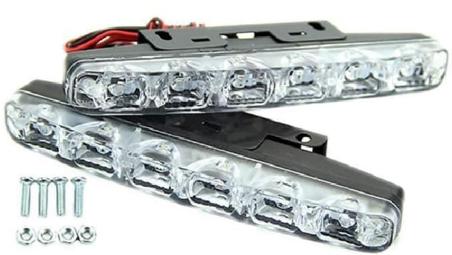 Cara pasang lampu DRL mobil