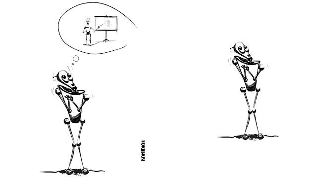 Isingrad Graphics: Beautiful, Simplistic and a Robot too