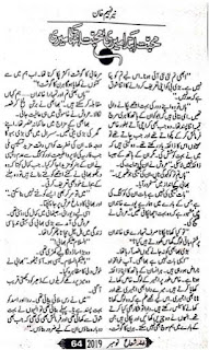 Mohabbat Ibtada Meri Mohabbat Intha Meri By Nayyer Faheem Khan Urdu Afsana Free Download Pdf