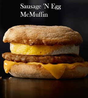 McDonald's Canada Menu Prices August 8 - September 15, 2017