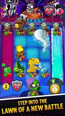 Plants vs. Zombies™ Heroes Mod - 1