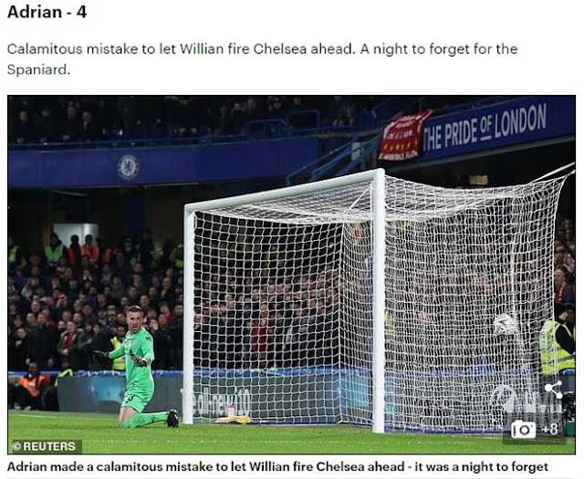 """Liverpool thua trận thứ 2 trong 4 ngày: Báo chí Anh chỉ mặt """"tội đồ"""""""