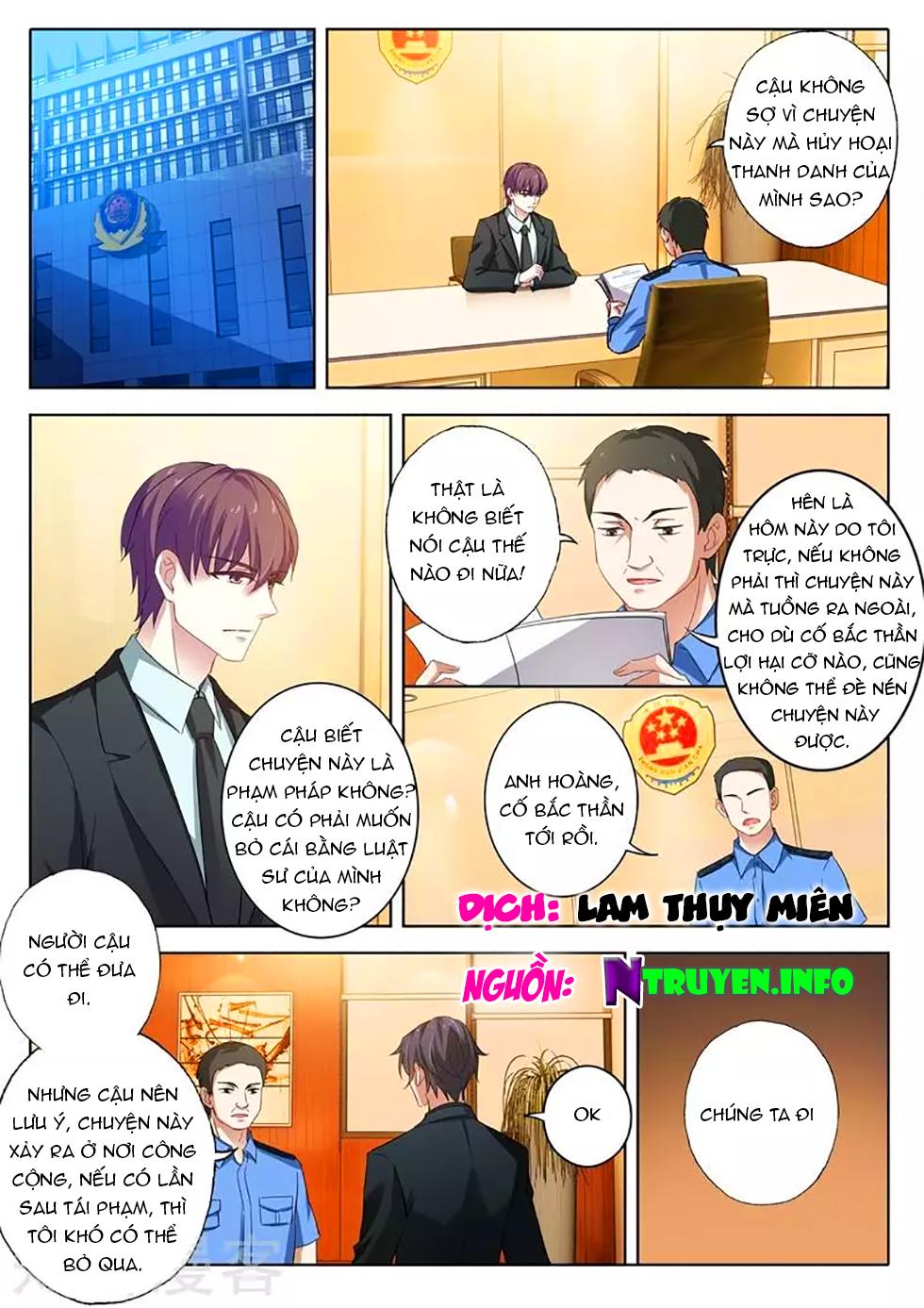 Hào Môn Thiên Giới Tiền Thê chap 314 - Trang 1