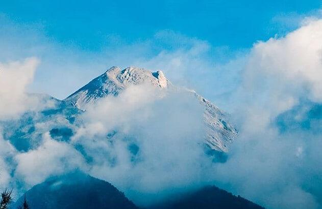 gunung merapi siaga erupsi - foto IG gunungmerapi_