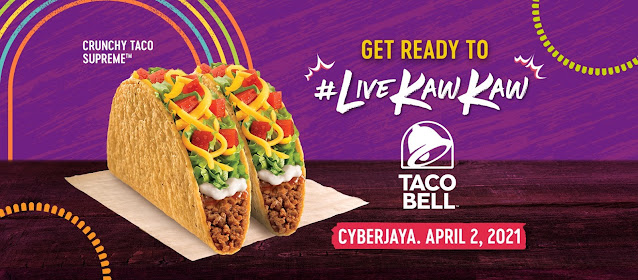 TACO BELL Malaysia Opens Its First Restaurant At Cyberjaya In Selangor